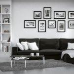 Wielkowymiarowe obrazy na ściany – pomysły na dekoracje ścian