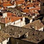 Zabudowa balkonu lub tarasu – daszek z poliwęglanu