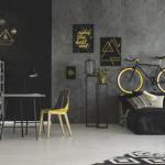 Farby strukturalne – nowe trendy w aranżacji wnętrz!